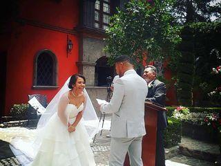 La boda de Angélica  y Oscar  3