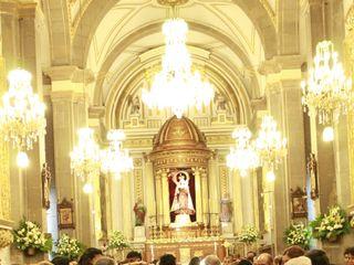 La boda de Jesús  y Vale 3