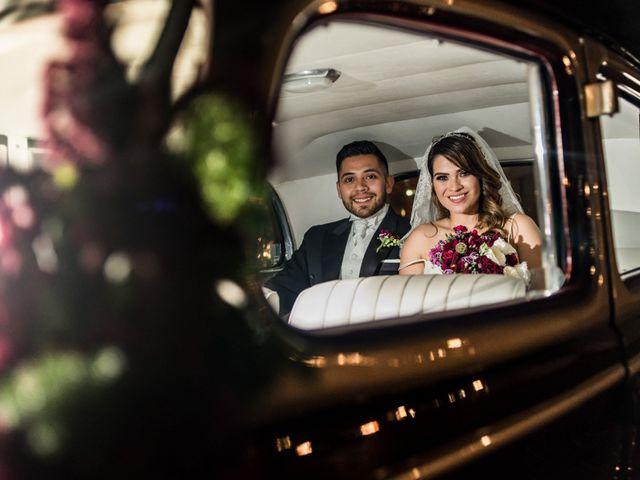 La boda de Cris y Rafa