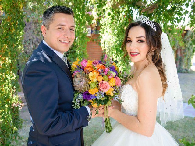 La boda de Llanet y Luis
