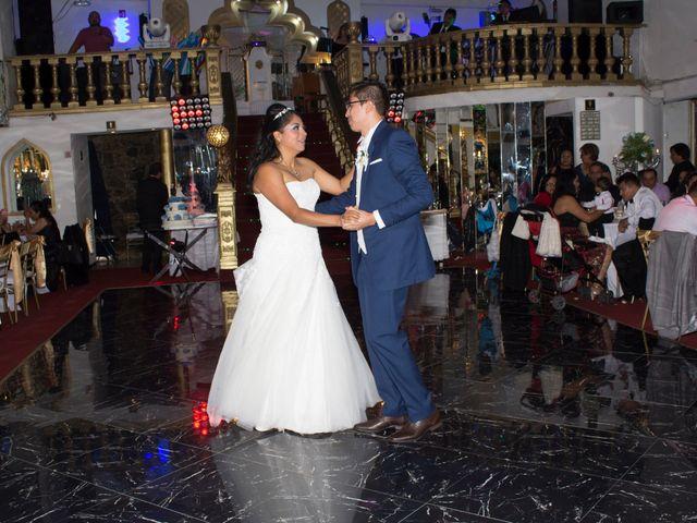 La boda de Angélica y Benjamin