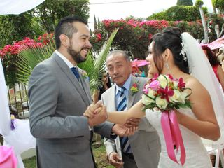 La boda de Marcela y Roberto 1