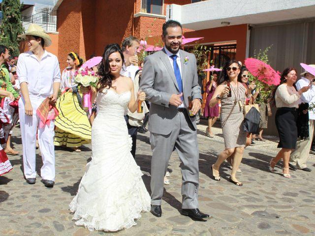 La boda de Marcela y Roberto