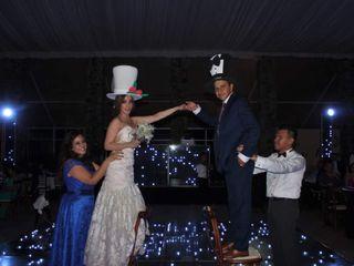 La boda de Mayela y Leonardo