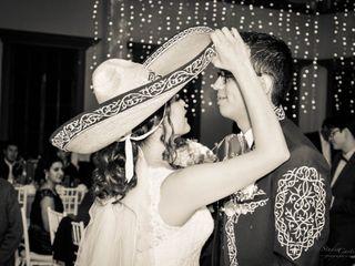 La boda de Sandra Isaid  y Juan Carlos  1
