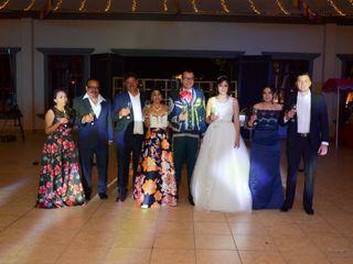 La boda de Sandra Isaid  y Juan Carlos  2