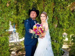 La boda de Didya y Valentin