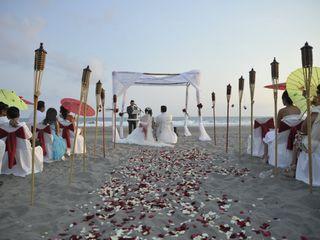 La boda de ADAN y KARLA 3