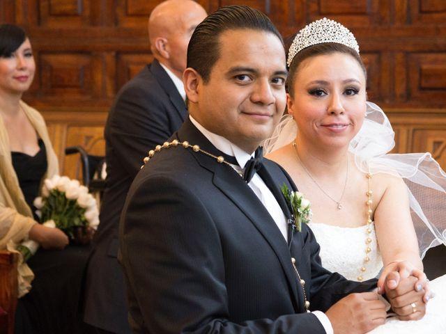 La boda de Selene y Gerardo