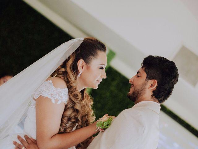 La boda de Elena y Gustavo