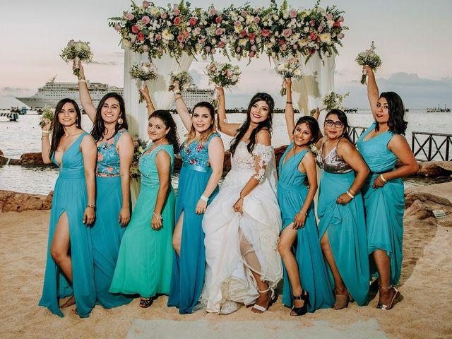 La boda de Eduardo  y Gladis  en Cozumel, Quintana Roo 2