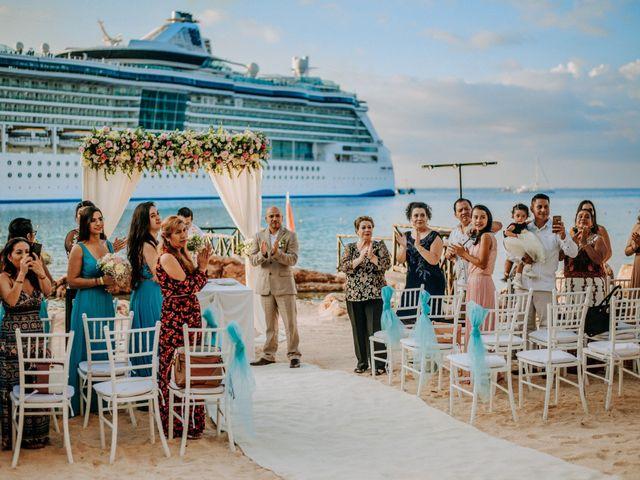 La boda de Eduardo  y Gladis  en Cozumel, Quintana Roo 3