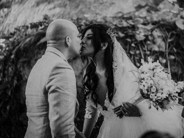 La boda de Eduardo  y Gladis  en Cozumel, Quintana Roo 11