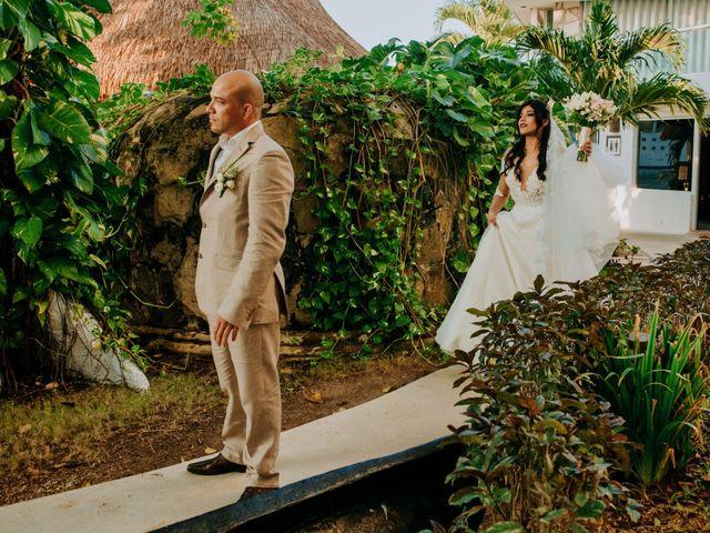 La boda de Eduardo  y Gladis  en Cozumel, Quintana Roo 12