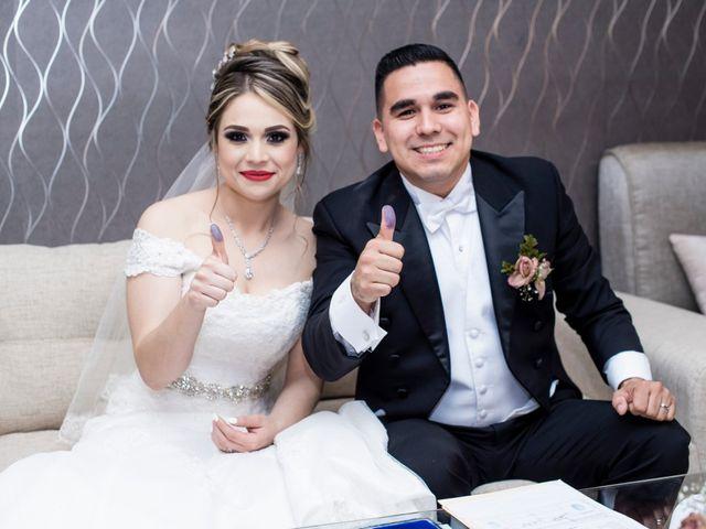 La boda de Navil y Edu