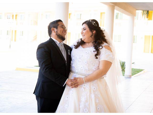 La boda de Dennise y Edgar