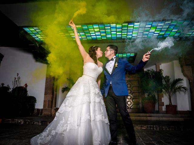 La boda de Monse y Pavel