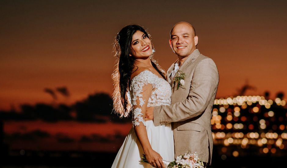 La boda de Eduardo  y Gladis  en Cozumel, Quintana Roo