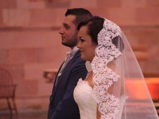 La boda de Sonia Ivon y Abraham 1