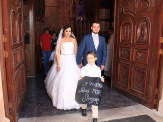 La boda de Sonia Ivon y Abraham 2