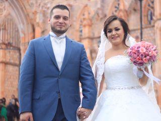 La boda de Sonia Ivon y Abraham