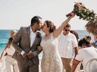 La boda de Grecia y Arturo 2