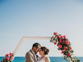 La boda de Grecia y Arturo 3