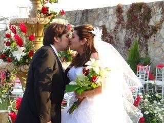 La boda de Ricardo y Paulina