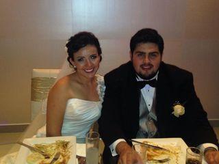 La boda de Karen y Salvador
