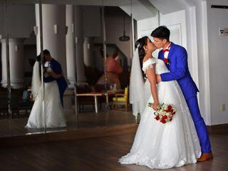 La boda de Tania y Diego 2