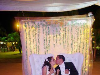 La boda de Yessica  y Abdel  1
