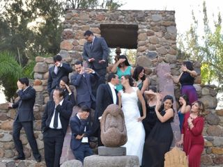 La boda de Yessica  y Abdel  3