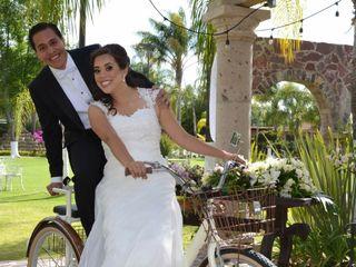 La boda de Yessica  y Abdel
