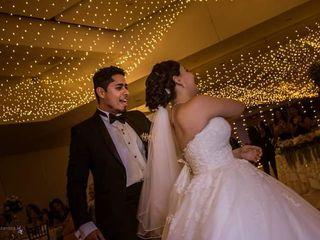 La boda de Amayrani  y Alberto 1