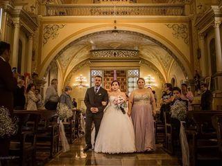 La boda de Amayrani  y Alberto 2