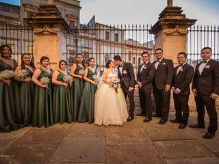 La boda de Amayrani  y Alberto 3