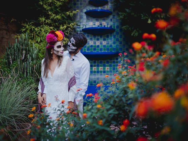 La boda de Victoria y José Carlos