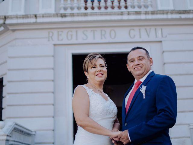 La boda de Juana y Antonio