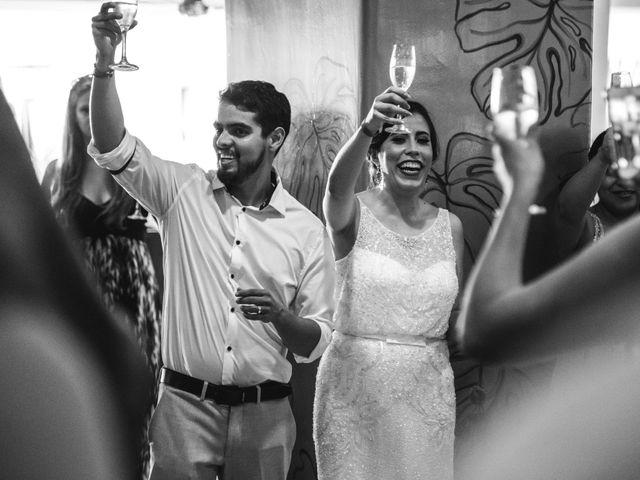 La boda de Mariana y Pedro
