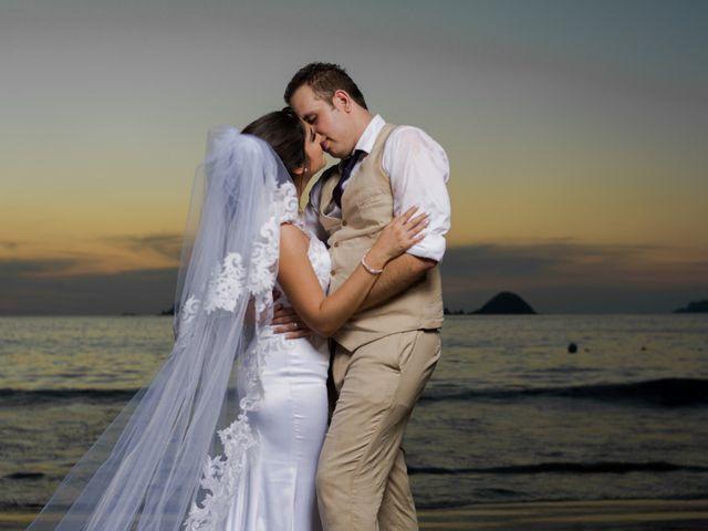 La boda de Magda y Daniel