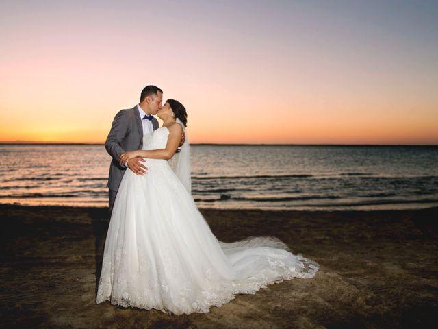La boda de Alejandra y Oscar