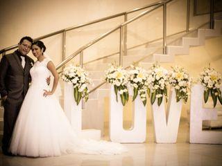 La boda de Leiry y Juan 1