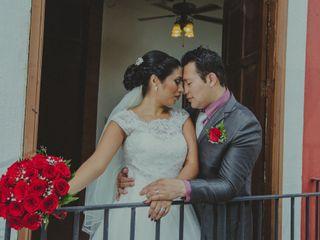 La boda de Leiry y Juan