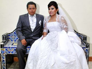 La boda de Gricel y Edgar 1
