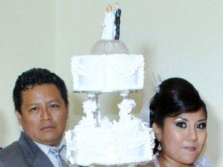 La boda de Gricel y Edgar 2