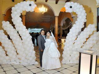 La boda de Gricel y Edgar