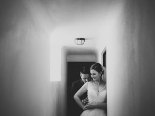 La boda de Erika y Xavier