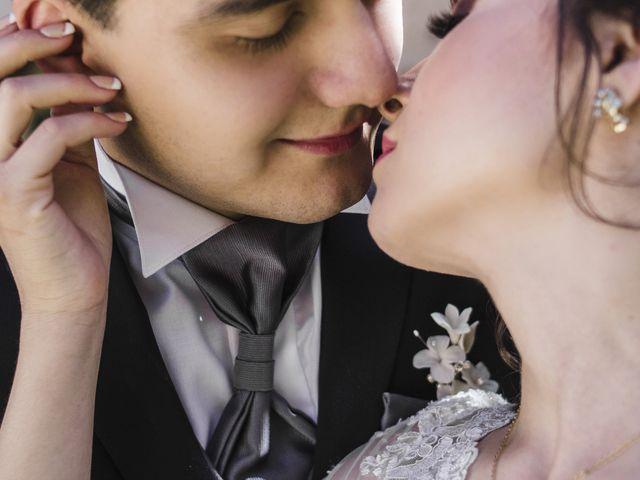 La boda de Cristina y Osvaldo