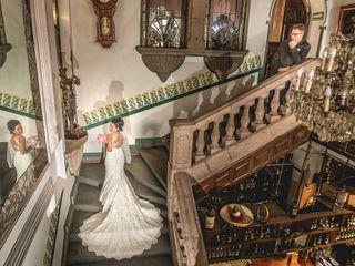 La boda de Sandra y Guillaume 1