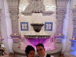 La boda de Sandra y Guillaume 3